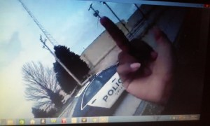 """Omaha CopBlocker Says, """"Fuck The Police"""" to the Police; Gets Arrested (VIDEO)"""