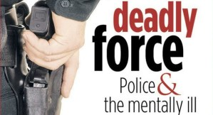 Study: People With Mental Illness 16 Times More Likely To Be Killed By Police