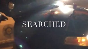 Ricky Munday Cusses Out L.A. Sheriffs for Blinding Him With Their Lights