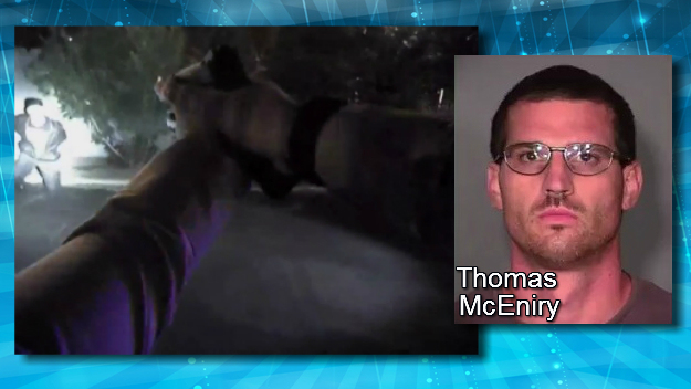LVMPD Shooting Video Thomas McEniry