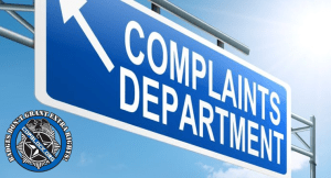 File A Complaint They Said, It Will Be Fine They Said…. Yeah, Right!