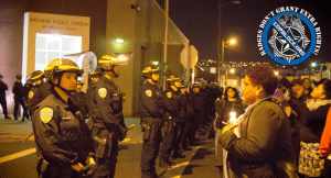 Hundreds Protest Police Execution in San Francisco