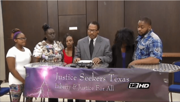 Justice Seekers Sherman Texas Nelson