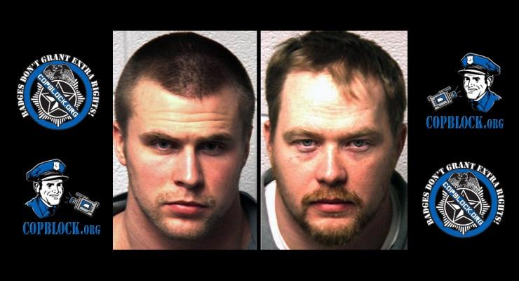 Ofc Mathew Spink Wayne County Cop Burglary