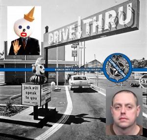 Reno Jack In The Box Drive Thru NHP DUI