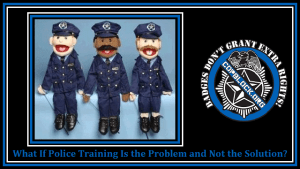 What If Police Training Is the Problem and Not the Solution?