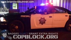 Fresno Police Are Wasting Time Policing The Cruise.
