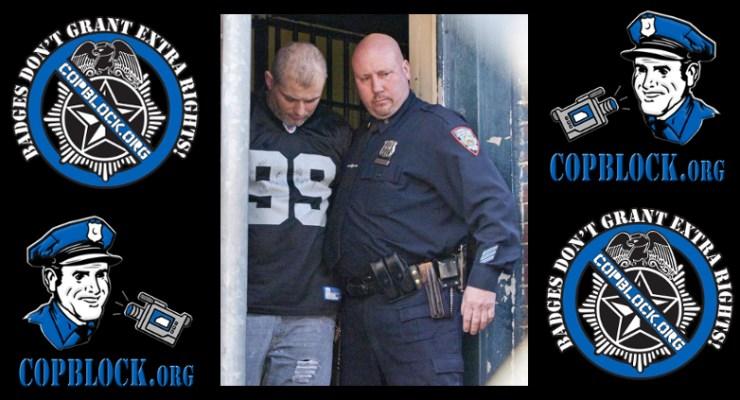 NYPD Officer Besnik Llakatura Extortion