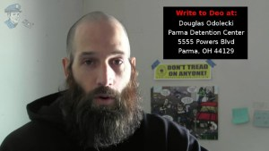 My Letter to Deo Odolecki, Who's Now Caged for Filming The Police