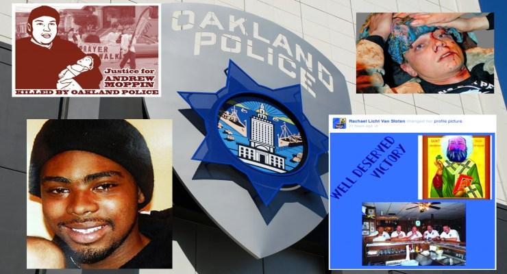 Oakland CA Police Corruption