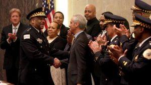 Rahm Emmanuel Chicago Police