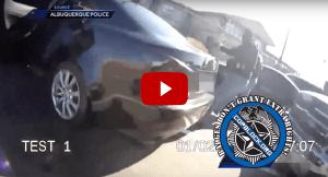 (Video) New Mexico Cop Shoots Fellow Cop 9 Times