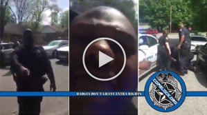Video Shows Memphis Cops Tackle, Arrest Man For Recording