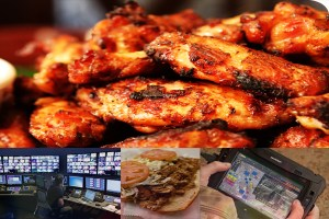 Police Wiretapped Locals to Pursue $50 Chicken Wing Thief