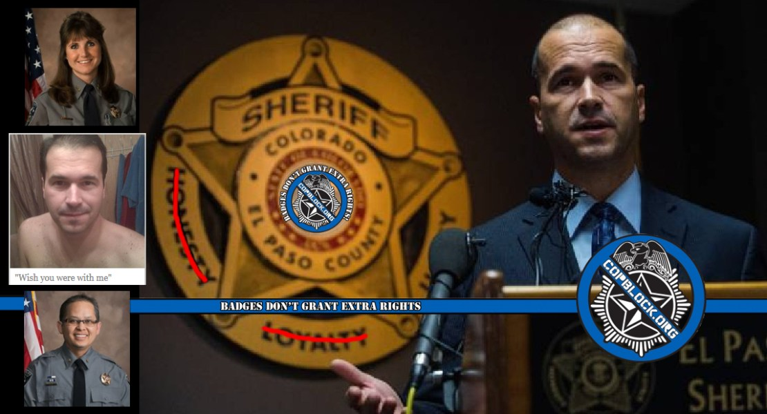El Paso County Sheriff Terry Maketa Felony Indictment