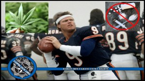 Jim McMahon, Chicago Bears Superbowl QB, Urges NFL to Allow Medical Marijuana Use