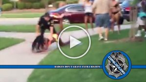 No Charges For Officer Filmed Wrestling Bikini-Clad Teen To Ground