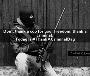 Reasons to Thank Your Local Criminal