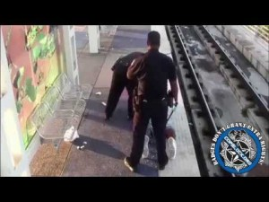 Texas Transit Cop Who Beat Sleeping Man Charged With Assault (Update)