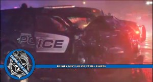 """Michigan Man """"T-Boned"""" by Police Car Speeding Without Lights or Sirens On Life Support"""