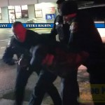 VIDEO:  Angry Crowd Confronts NH Cops Attacking Man at Convenience Store