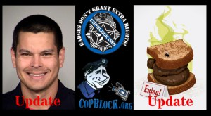 San Antonio Cop Caught Trying to Feed Shit Sandwich to Homeless Man Fired (Again) for 2nd Feces Related Incident