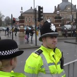 Norfolk Constabulary Special Constable Refuses Collar Number