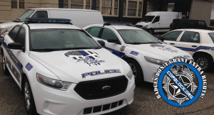 Kentucky Police Chief Installs 'Punisher' Skull & 'Blue Lives Matter' Decals on Police Cars