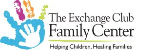 the exchange club family center of memphis logo