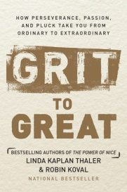 grit to great book