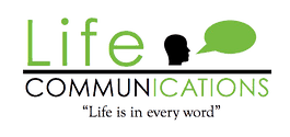 life communications logo