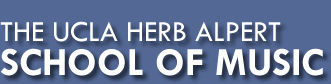 ucla herb alpert school of music logo