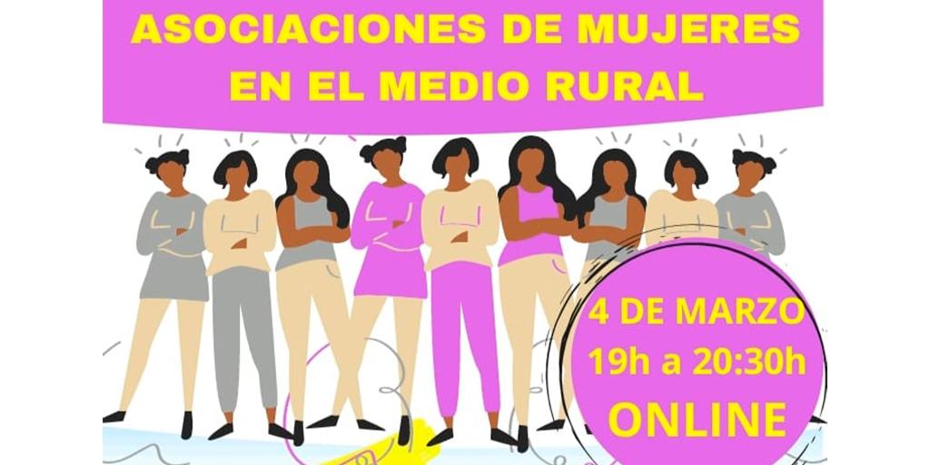 Peñaranda promueve una charla para auspiciar el asociaciones de mujeres