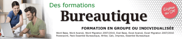 Formation Excel Loire 42