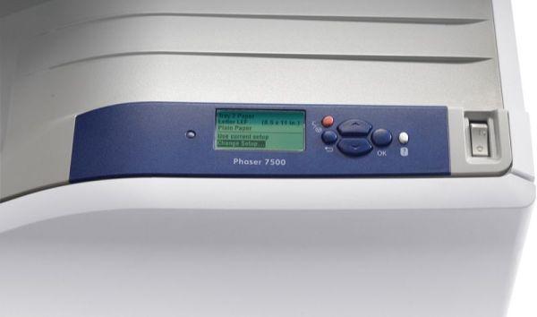 Xerox Phaser 7500DN Tabloid color LED Printer - CopierGuide
