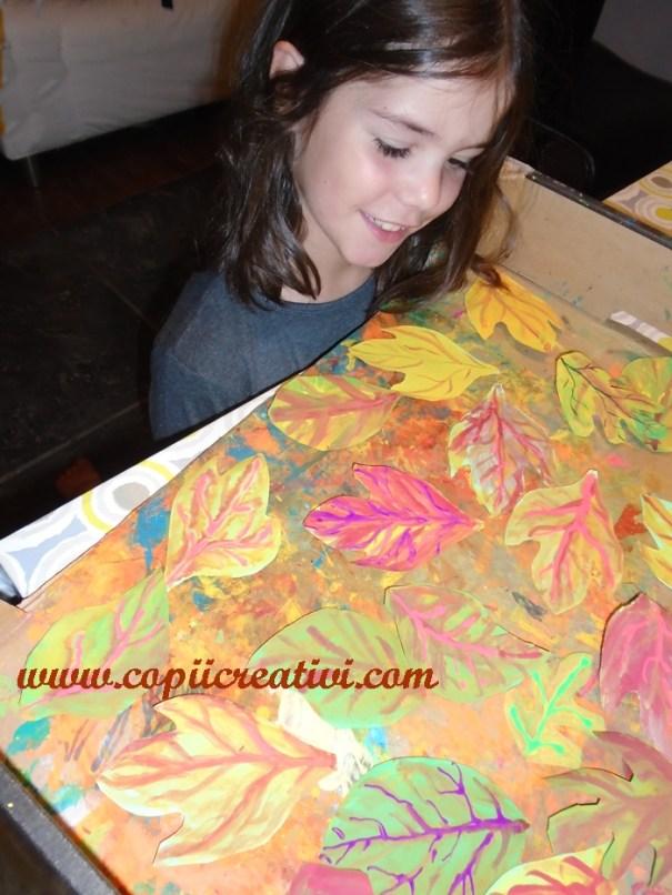 frunze-colorate