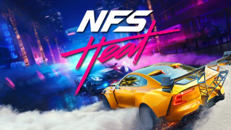 Need for Speed ​​Heat is one of the most popular Electronic Arts titles