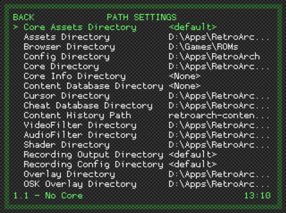 RetroArch + EmulationStation Configuration Guide – Copons Blog