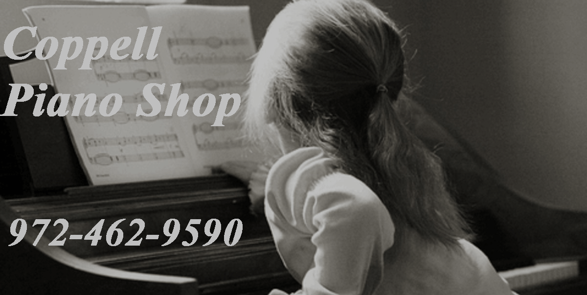 Coppell Piano Shop