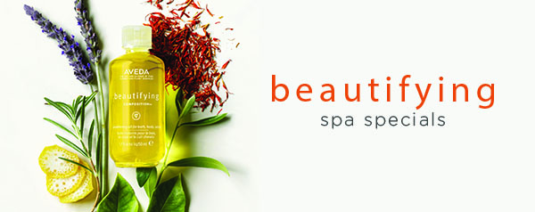 Beautifying Specials