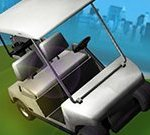 Golf Cart City Driving Sim
