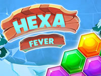 Hexa Fever - Strategy Puzzle Game