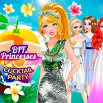 BFF Princesses Cocktail Party