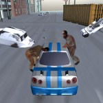 Car vs Zombies
