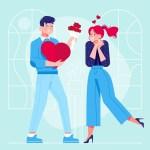Couple in Love Jigsaw