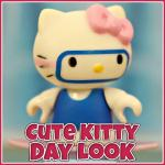Cute Kitty Day Look