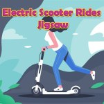 Electric Scooter Rides Jigsaw