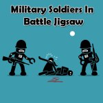 Military Soldiers In Battle Jigsaw