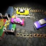 Modern Car Parking Game 3D