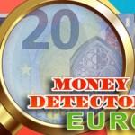 Money Detector: EURO